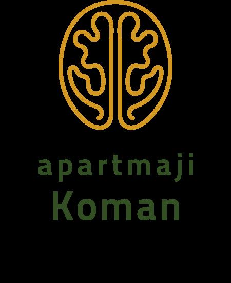 Apartmaji Koman